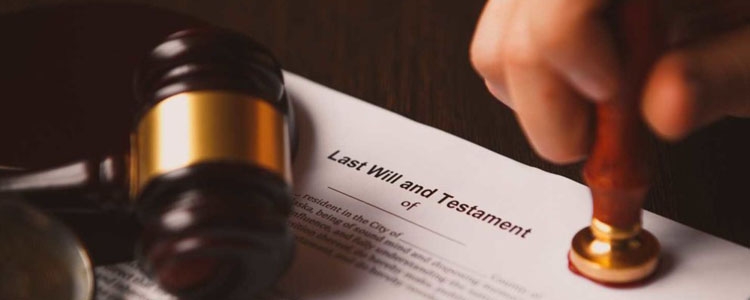 Procedure for Contesting a Will